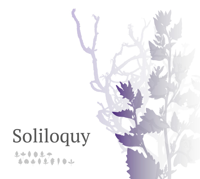 Soliloquy • Twenty something